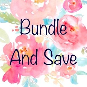 THANK YOU FOR YOUR BUSINESS. BUNDLE TO SAVE.